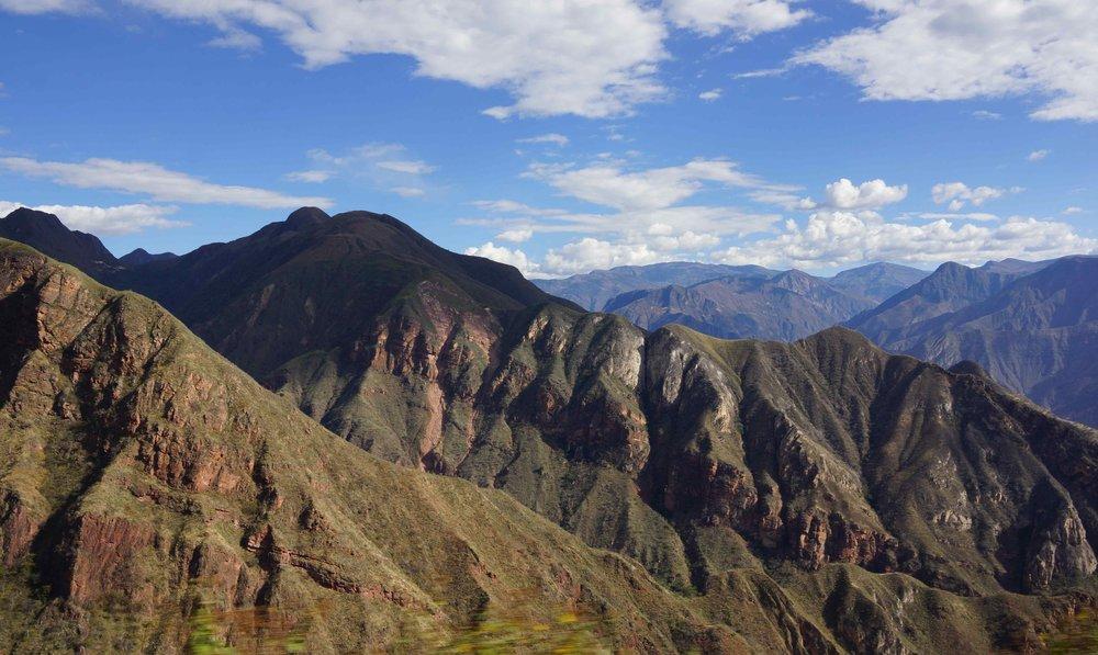 Bosques Secos del Marañon Regional Conservation Area