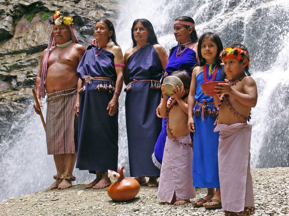 More than 91,000 people depend on the ecosystem services provided by Zamora Chinchipe.
