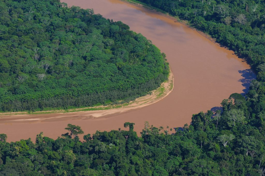 Over 20 Million Acres Protected with AAF Support in Five Years | Andes Amazon Fund