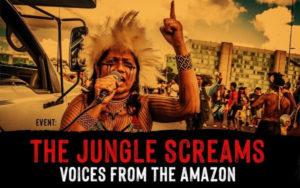 El grito de la Selva webinar promotional poster